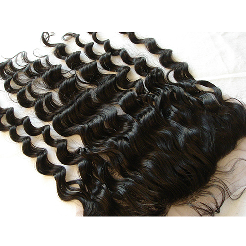 13x6 Full Lace Frontal With Baby Hair Loose Curly Lace Frontal