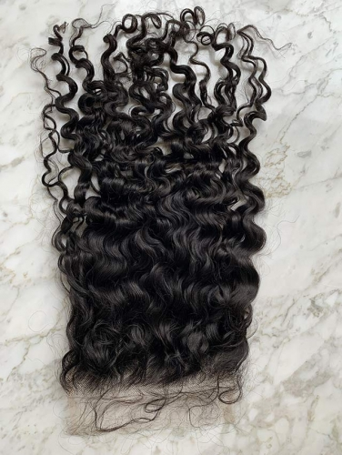 Culry HD 6x6 Lace Closure Virign Human Hair Closures With Baby Hair Swiss Lace  HD Lace Closure Pre Plucked